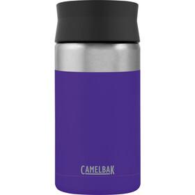 CamelBak Hot Cap Vakuum Isolierte Edelstahlflasche 400ml iris